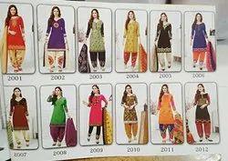 Catalogue Printed Dresses