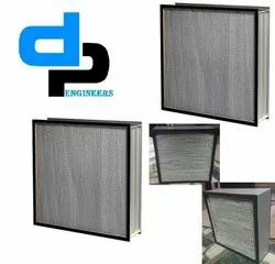 Synthetic Fiber HEPA Filters