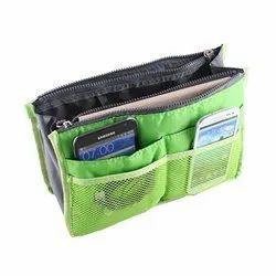 Hand bag Organizer - Green