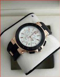 Men Analog Bvlgari Wrist Watch