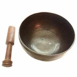 Brass Carving Singing Bowl