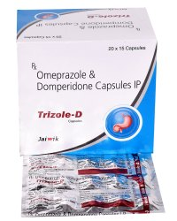 Omeprazole 20 mg & Domperidone 10 mg Cap