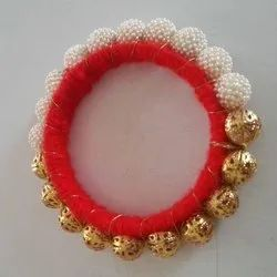 Designer Bead Bangle