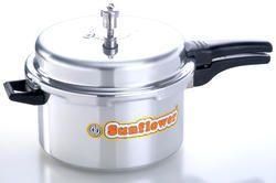 Sunflower Aluminium Pressure Cooker 10 Litre