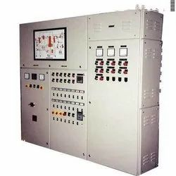 Three Phase Automatic Electric Control Panel