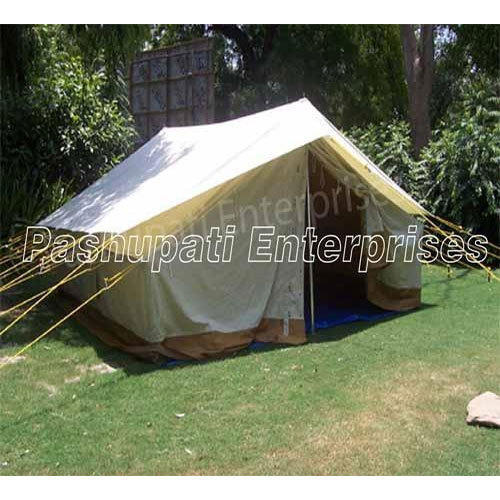 White Double Fly Relief Tents Size Standard For Relief Tent & White Double Fly Relief Tents Size: Standard For Relief Tent | ID ...
