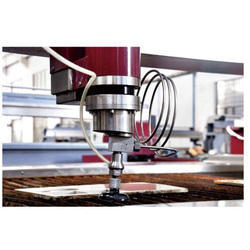 4 Axis Water Jet Cutting Machine