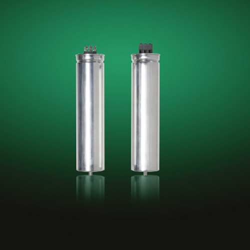 Cylindrical Power Capacitors