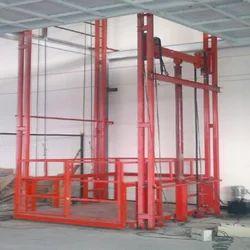 Hydraulic Freight Elevator