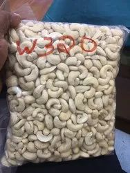 factory product White Cashew Nut W320, Packaging Size: Loose