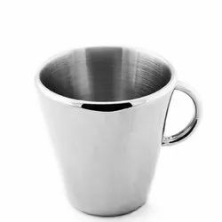 Stainless Steel Double Wall Sober Mug