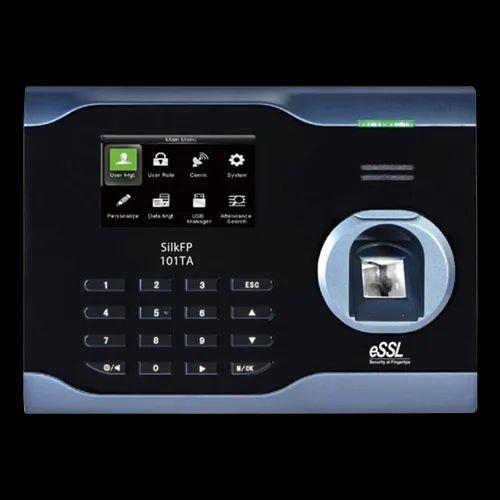 ESSL-SILK PF 101 TA Face & Finger Time Attendance & Access Control System