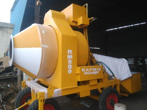 Kapmix RM 800, Capacity: 750 kg