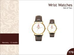 Analog Wrist Watch Set