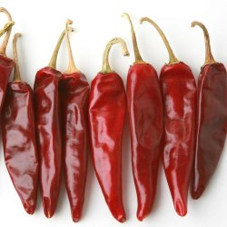 2% Best Quality Indian Origin Teja Red Chilli With Stem