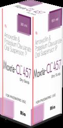 Amoxycillin 400mg, Clavulanic Acid 57, 30ML D.Susp
