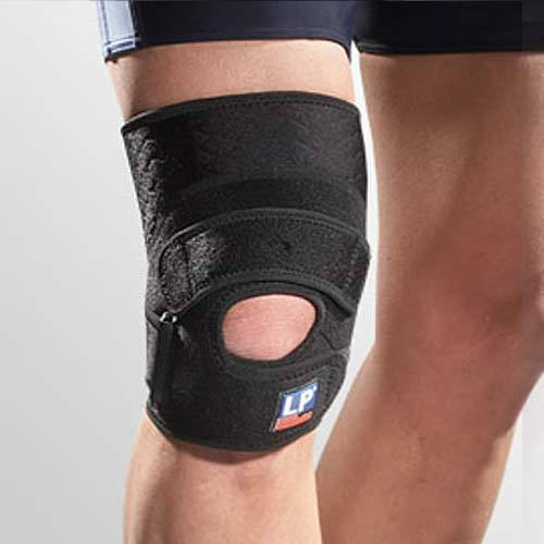 Extreme Knee Support With Posterior Reinforcement Straps