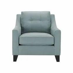 Cushion Back Single Seater Sofa At Rs