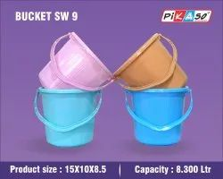 SW 9 PH Plastic Bucket