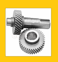 Gear Set Chicago Pneumatic Screw Compressors