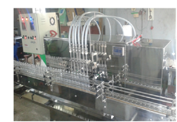Gingelly Oil Bottle Filling Machine