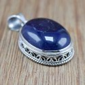 925 Sterling Silver Gifted Jewelry Amethyst Gemstone New Pendant Wp-5777