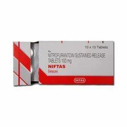 Niftas 100 Mg Tablet