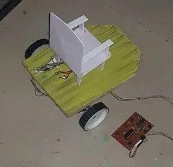 Smart Wheel Chair Model
