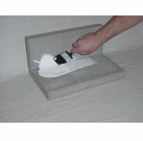 White Water Proofing Basement Walls, Grade Standard
