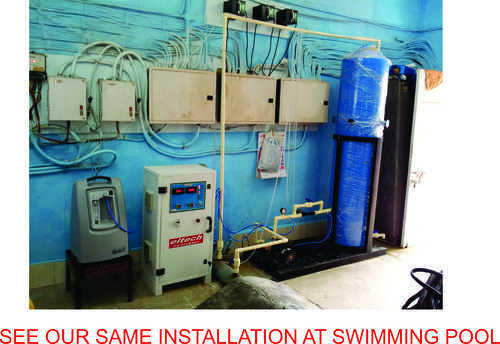 Swimming Pool Ozone Generator - View Specifications ...