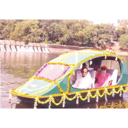 Electric Boat (Eco Friendly) - Battery Operated