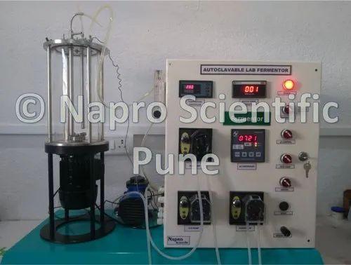 Laboratory Fermentor (Autoclavable)