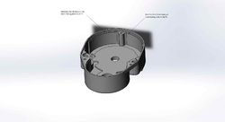 Trikolaa Thermoplastic Plastic Electronic Components, For Industrial