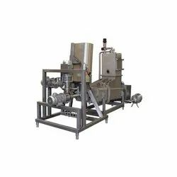 Stainless Steel Milk Pasteurizer Automatic Buttermilk Making Machine, For Milk Powder, Capacity: 2500 litres/hr