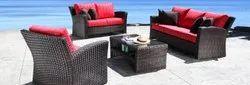 Wicker Indoor and Outdoor Furniture