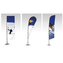 Polyester Printed Flag Banner