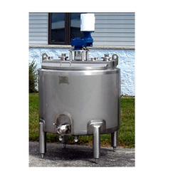 Milk Pasteurizer Unit