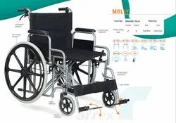 Molly Heavy Duty Wheelchair