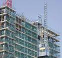 Wood Industrial Scaffolding Rentals