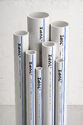 White UPVC Pipe