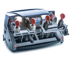 Silca Duo Key Cutting Machine, Voltage: 220