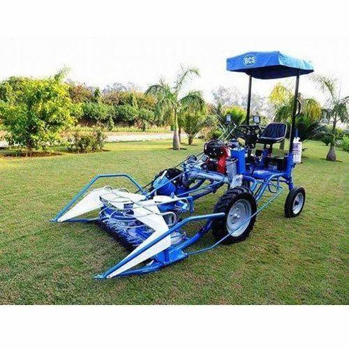 BCS 4 Wheel Italian Reaper Binder Machine At Rs 485000