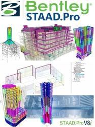 Staad Pro Software
