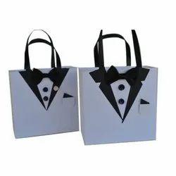 Printed 1Kg Designer Paper Gift Bag, For Gifting, 230