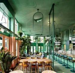 Interior General Green Bars, Pub & Bar Interior