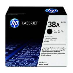HP Q1338A 38A Black Laser Toner Printer Cartridge