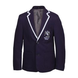Blue Blazer School Uniform