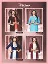 Simplify Vol-1 Fancy Rayon Daily Wear For Straight  Kurtis