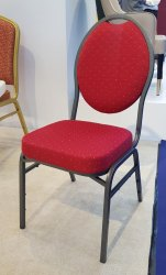 Wright Iron chair