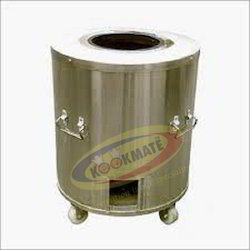 Stainless Steel Round Gas Tandoor